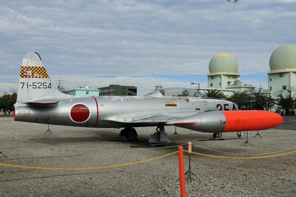 Wasawasa-isaoさんの航空自衛隊 Kawasaki T-33 (71-5254) 航空フォト