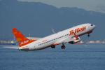 yabyanさんが、中部国際空港で撮影したチェジュ航空 737-8JPの航空フォト(飛行機 写真・画像)