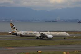 わんだーさんが、中部国際空港で撮影したエティハド航空 787-10の航空フォト(飛行機 写真・画像)