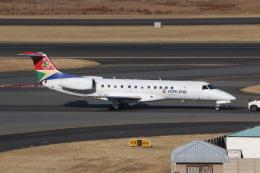 NIKEさんが、O・R・タンボ国際空港で撮影したエアリンク ERJ-135LRの航空フォト(飛行機 写真・画像)