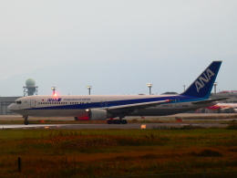 yutopさんが、米子空港で撮影した全日空 767-381/ERの航空フォト(飛行機 写真・画像)