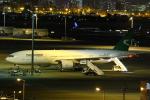 幹ポタさんが、羽田空港で撮影したトルクメニスタン航空 777-22K/LRの航空フォト(写真)