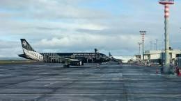 Cozy Gotoさんが、オークランド空港で撮影したニュージーランド航空 A320-232の航空フォト(飛行機 写真・画像)