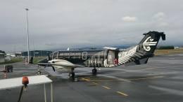 Cozy Gotoさんが、オークランド空港で撮影したAir New Zealand Link (Eagle Airways) 1900Dの航空フォト(飛行機 写真・画像)