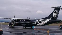 Cozy Gotoさんが、オークランド空港で撮影したエア・ニュージーランド・リンク ATR-72-600の航空フォト(飛行機 写真・画像)