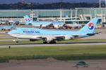 NH642さんが、仁川国際空港で撮影した大韓航空 747-4B5の航空フォト(飛行機 写真・画像)