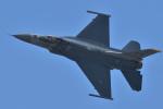 チポさんが、松島基地で撮影したアメリカ空軍 F-16CM-50-CF Fighting Falconの航空フォト(写真)