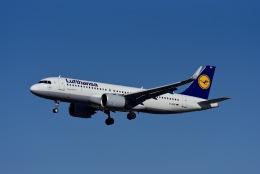 航空フォト:D-AING ルフトハンザドイツ航空 A320neo