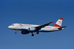 航空フォト:OE-LBM オーストリア航空 A320