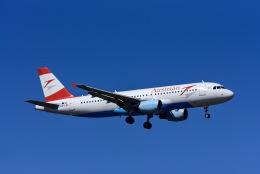 航空フォト:OE-LBL オーストリア航空 A320