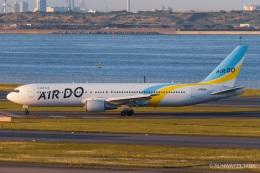 RUNWAY23.TADAさんが、羽田空港で撮影したAIR DO 767-381/ERの航空フォト(写真)