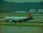 kiyohsさんが、仁川国際空港で撮影したアシアナ航空 A321-231の航空フォト(写真)