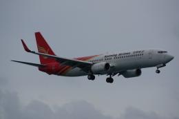 JA8037さんが、プーケット国際空港で撮影した昆明航空 737-8LYの航空フォト(飛行機 写真・画像)