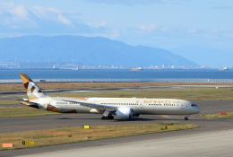 navipro787さんが、中部国際空港で撮影したエティハド航空 787-10の航空フォト(飛行機 写真・画像)