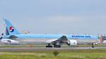パンダさんが、成田国際空港で撮影した大韓航空 777-3B5/ERの航空フォト(飛行機 写真・画像)
