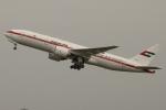 OMAさんが、羽田空港で撮影したアミリ フライト 777-2AN/ERの航空フォト(写真)
