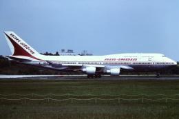 tassさんが、成田国際空港で撮影したエア・インディア 747-437の航空フォト(飛行機 写真・画像)