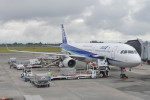 KKiSMさんが、鹿児島空港で撮影した全日空 A321-211の航空フォト(写真)