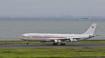 オキシドールさんが、羽田空港で撮影したドイツ空軍 A340-313Xの航空フォト(飛行機 写真・画像)