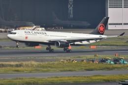 N.tomoさんが、羽田空港で撮影したエア・カナダ A330-343Xの航空フォト(飛行機 写真・画像)