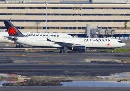 VICTER8929さんが、羽田空港で撮影したエア・カナダ A330-343Xの航空フォト(飛行機 写真・画像)