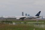 matsuさんが、成田国際空港で撮影したアエロフロート・ロシア航空 777-3M0/ERの航空フォト(飛行機 写真・画像)