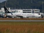 えすぷりさんが、松山空港で撮影した全日空 737-881の航空フォト(写真)
