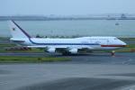OMAさんが、羽田空港で撮影した大韓民国空軍 747-4B5の航空フォト(写真)