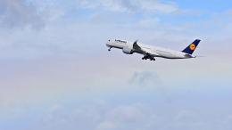 オキシドールさんが、羽田空港で撮影したルフトハンザドイツ航空 A350-941の航空フォト(飛行機 写真・画像)