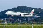 くれないさんが、福岡空港で撮影した日本航空 A350-941XWBの航空フォト(写真)