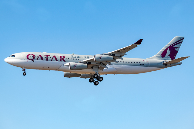 2019年09月08日に撮影されたカタールアミリフライトの航空機写真