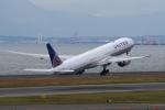 yabyanさんが、中部国際空港で撮影したユナイテッド航空 777-322/ERの航空フォト(飛行機 写真・画像)