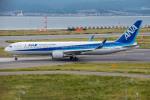 JA56SSさんが、関西国際空港で撮影した全日空 767-381/ERの航空フォト(写真)