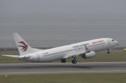 RYO13さんが、中部国際空港で撮影した中国東方航空 737-89Pの航空フォト(飛行機 写真・画像)