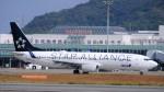 soratokumoさんが、松山空港で撮影した全日空 737-881の航空フォト(飛行機 写真・画像)