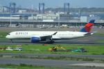 Yusuke✈︎さんが、羽田空港で撮影したデルタ航空 A350-941XWBの航空フォト(写真)
