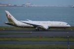 OMAさんが、羽田空港で撮影したブルネイ政府 787-8 Dreamlinerの航空フォト(飛行機 写真・画像)