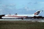 tassさんが、フォートローダーデール・ハリウッド国際空港で撮影したトランス・ワールド航空 DC-9-31の航空フォト(飛行機 写真・画像)