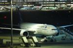 Yusuke✈︎さんが、羽田空港で撮影したガルーダ・インドネシア航空 777-3U3/ERの航空フォト(飛行機 写真・画像)