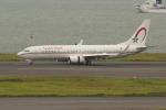 OMAさんが、羽田空港で撮影したモロッコ政府 737-8KB BBJ2の航空フォト(飛行機 写真・画像)