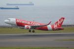LEGACY-747さんが、中部国際空港で撮影したエアアジア・ジャパン A320-216の航空フォト(飛行機 写真・画像)