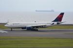 LEGACY-747さんが、中部国際空港で撮影したデルタ航空 A330-223の航空フォト(飛行機 写真・画像)