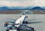 エルさんが、山形空港で撮影した全日空 727-281の航空フォト(飛行機 写真・画像)