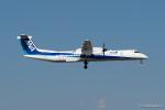 みなかもさんが、成田国際空港で撮影したANAウイングス DHC-8-402Q Dash 8の航空フォト(写真)