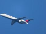 いぶちゃんさんが、シアトル タコマ国際空港で撮影したデルタ航空 717-231の航空フォト(飛行機 写真・画像)
