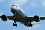 Yusuke✈︎さんが、福岡空港で撮影した全日空 787-9の航空フォト(写真)
