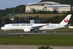 あしゅーさんが、福岡空港で撮影した日本航空 A350-941XWBの航空フォト(写真)