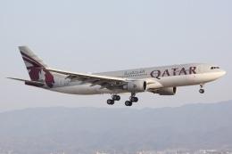 Hii82さんが、関西国際空港で撮影したカタール航空 A330-202の航空フォト(飛行機 写真・画像)