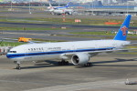 Espace77さんが、羽田空港で撮影した中国南方航空 777-31B/ERの航空フォト(写真)