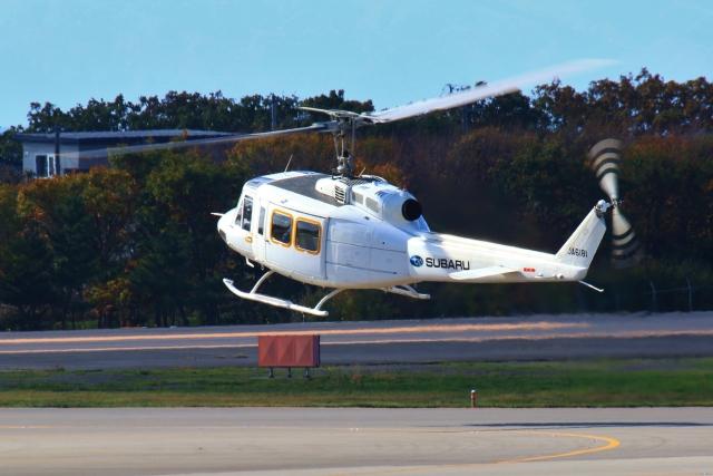 Airway-japanさんが、函館空港で撮影したエフ・エー・エス 205B(FujiBell)の航空フォト(飛行機 写真・画像)